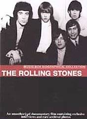 The Rolling Stones   Music Video Box Documentary DVD, 2005