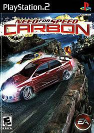 Need for Speed Carbon Sony PlayStation 2, 2006