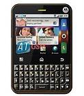 NEW in BOX MOTOROLA CHARM MB502 BLACK DARK SAPPHIRE UNLOCKED GSM