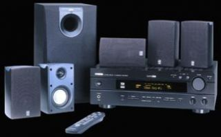 Yamaha YHT 300 5.1 Channel Home Theater System