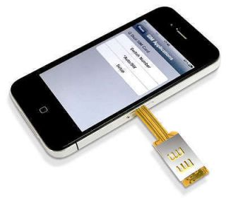 dual sim card adapter in Phone Cards & SIM Cards