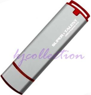 Super Talent 16GB 16G USB 3.0 Flash Drive Metal Case EXPRESS ST2 RED