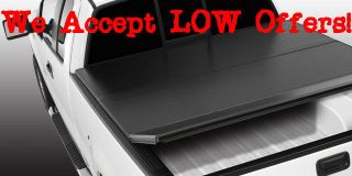 Extang Solid Fold Tonneau Cover 2009 2012 F 150 Crew Cab 5.5 Bed