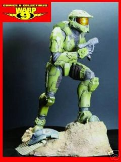 JAPANESE HALO 3 MASTER CHIEF ARTFX STATUE XBOX SOLDOUT