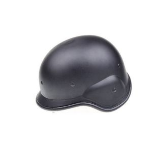 Ultra Slim Low Profile Dot Motorcycle Half Helmet Black