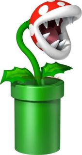 Choose Size   PIRANHA PLANT WARP PIPE SUPER MARIO Decal Removable WALL