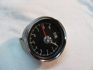 VINTAGE STEWART WARNER TACHOMETER in Gauges