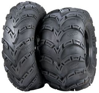 ITP MUD LITE LIGHT ATV TIRES 25x10x12 25 10 12 Pair (2)