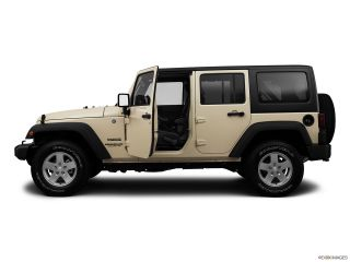 Jeep Wrangler 2012 Unlimited Sport