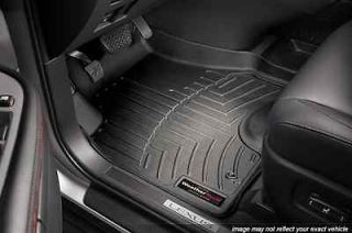 Chevrolet Equinox Gmc Terrain Weathertech Digital Fit Black FloorMats