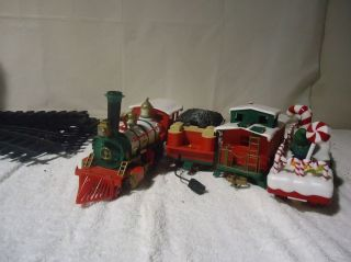 Holiday Decor  Christmas   Santa land / North Pole train set. Gift