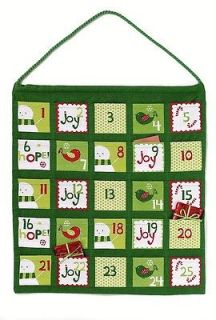 Tag Hope and Joy Christmas Advent Calendar