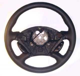 Ford Focus Steering Wheel 2002 2004 with Cruise Switches   Black or