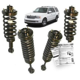 Lincoln Navigator Conversion Kit Air to Coil Spring / Struts 03 06 all