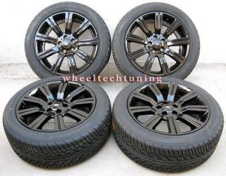 Newly listed 20 RANGE ROVER STORMER WHEEL AND TIRE PACKAGE   BLACK