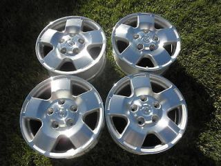 69516 TOYOTA TUNDRA SEQUOIA FACTORY 18 WHEELS RIMS