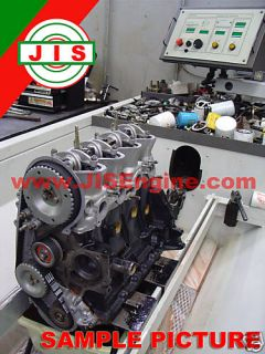 Toyota 92 94 Tercel 3EE Engine Long Block TLB3E2 (I)