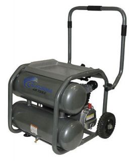 California Air Tools 250DLT Oil Lubricated Air Compressor