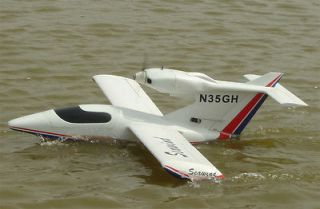 Seawind 71 Nitro Gas RC Airplane Plane Sea Plane