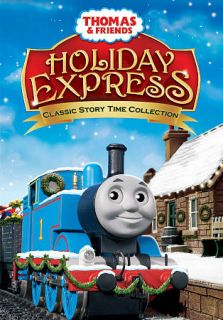 Thomas Friends Holiday Express DVD, 2010