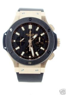 Hublot Big Bang 18K Rose Gold Ceramic Evolution NEW