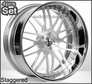 24 AC Forged Custom Build Wheels Rims 300C/Magnum/Charger challenger