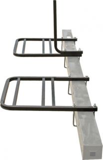 Coleman Travel Trailer Bumper Mounted 2 Bicycle Bike Carrier Rack