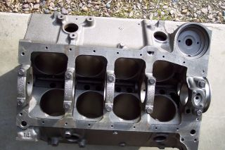 1959 1960 1961 Corvette Chevy Impala Bel Air Biscayne 283 engine block