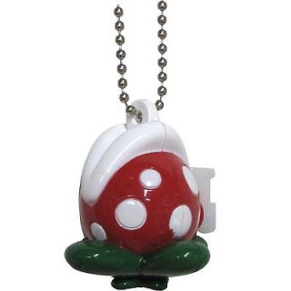 New Super Mario Bros Wii Light Up Mascot   Part 2   Piranha Plant