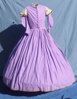civil war day dresses in Costumes, Reenactment, Theater