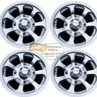 14x8 4/156 OE Polaris Sportsman RZR Ranger XP Crew ATV RIMs WHEELs