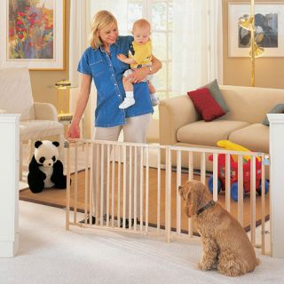 Foot 5 6 7 8 Feet Long Big Baby/Dog/Pet/C​hild Wide Safety Gate 4 9