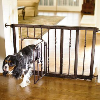 Frontgate 21 inch Expanding Tension Mount Pet Gate
