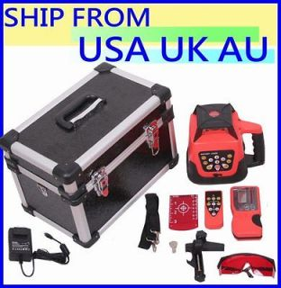 ELECTRONIC SELF LEVEL ROTARY ROTATING LASER LEVEL 500M RANGE k1