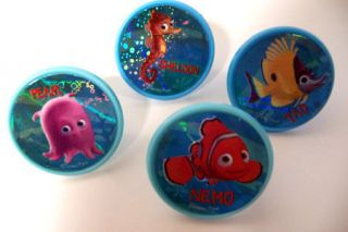 NEMO Cupcake Rings Birthday Cake Decoration Toppers Party Favors