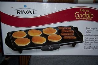 electric griddle in Home & Garden