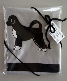 Portuguese Water Dog Shower Curtain *Our Original*