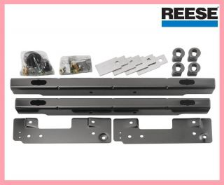 Signature Series Fifth Wheel Trailer Hitch Rail Kit, Chevy GMC C/K