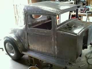 Ford  Model A n/a 1929 ford ( 3 ) window coupe rat rod street rod all