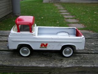 Newly listed Nylint Ford Econoline Pickup Truck Original Played