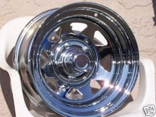 15 CHROME WHEELS CHEAP FORD BRONCO 4x4 5x139.7