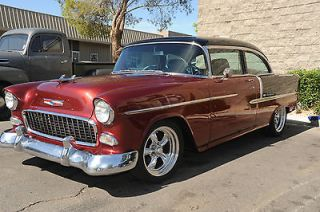 Chevrolet  Bel Air/150/210 Post 1955 Chevy Bel Air Nicest Around