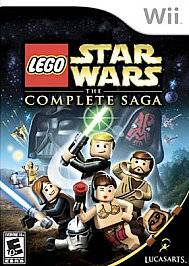 Newly listed Lego Star Wars Wii Nintendo Game Complete