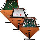 Multi Game Sports Pool Table Tennis Soccer Air Hockey