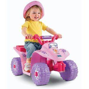 fisher price power wheels lil quad in Outdoor Toys & Structures