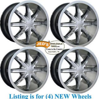 14x8 4/110 ATV RIMS WHEELS for Honda Foreman 450 / 500 S ES 4X4 SRA