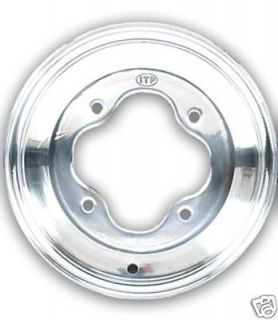 HONDA 450R 250R 400EX 300EX 250X ITP REAR WHEELS RIMS