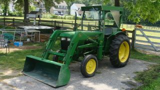 Newly listed john deere 950 tractor with front end loader