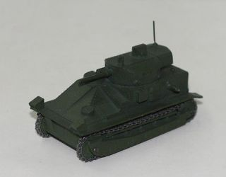MILITARY DINKY TOYS 151A MEDIUM TANK RARE EARLY POST WAR GREEN BASE US