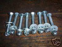 73 87 Chevy/GMC Truck Bed Bolt Installation Kit